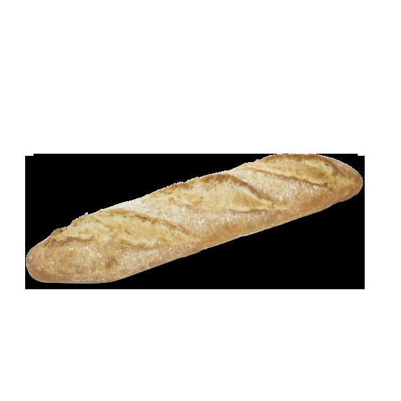 Baguette nature précuite au four à pierre - Menissez