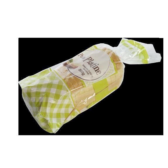 Platine-Brot ohne Salzzusatz - Menissez