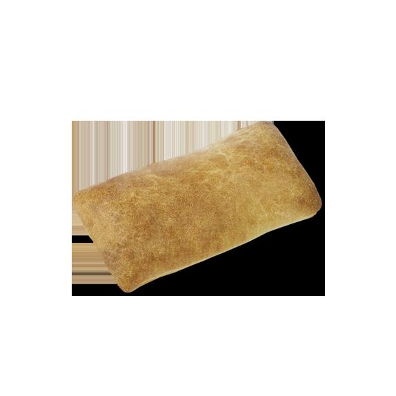 Demi-ciabatta précuite au four à sole x2 - Menissez