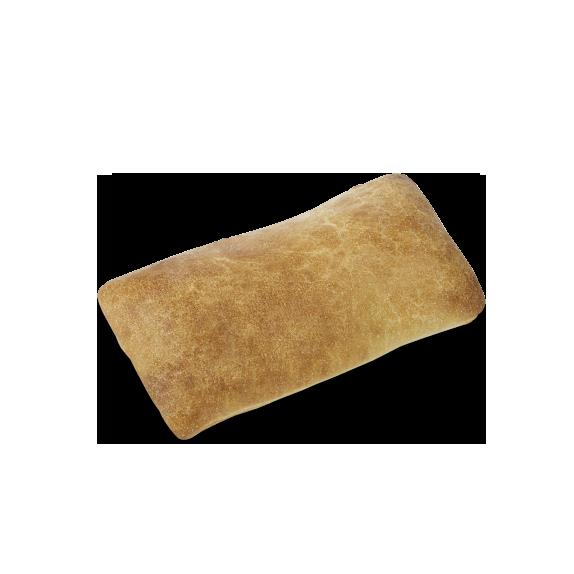 Demi-ciabatta précuite au four à sole - Menissez