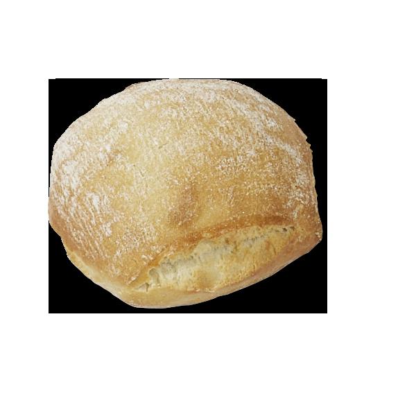 Petit pain nature précuit au four à pierre x8 - Menissez
